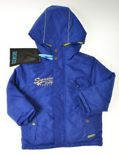 BONDI  Winterjacke  Jacke mit Kapuze  Blau  Gr.104  Neu mit Etikett