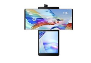 LG WING 5G LMF100VMY - 256GB - Gray (Verizon) (Single SIM)