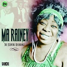 Ma Rainey - The Essential Recordings (2016)  2CD  NEW/SEALED  SPEEDYPOST
