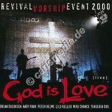 DCD: GOD IS LOVE (Live) - Revival Worship Event 2000 - Lobpreis - Worship *NEU*