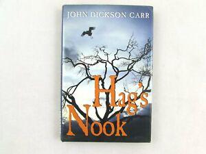 Hag's Nook by John Dickson Carr Hardcover/DJ BCE