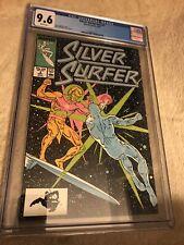Silver Surfer v3 #3 (1987) CGC 9.6