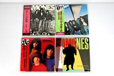 RAMONES ~ JAPAN MINI LP CD x 4 ALBUMS, ORIGINAL, RARE, OOP