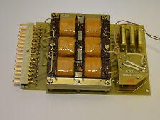 AEG Streufeldtransformator (gedruckte Schaltkreisbaugruppe), NOS