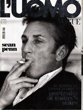 September L'uomo Vogue Monthly Magazines for Men
