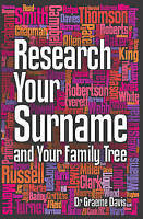 (Good)-Research Your Surname and Your Family Tree (Paperback)-Graeme Davis-18452