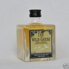 The wild geese Irish whiskey 43% 50ml Mini Limited Edition fourth central