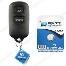 Replacement for Toyota 1995-2004 Tacoma 2003-2006 Tundra Remote Car Key Fob