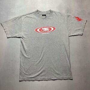 Vintage Black Label Skateboard Skate Tee Shirt Lucero USA Made
