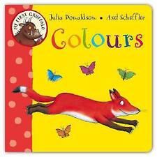 Gruffalo: Colours by Julia Donaldson (Board book) New Book