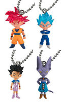 Bandai Dragon Ball UDM Z Super Best 28 Figure SSG Goku Vegeta Beerus Set 4 pcs