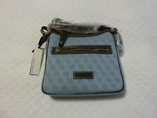 Dooney And Bourke Denim Pocket Crossbody Purse New With Tags.HP55C DN