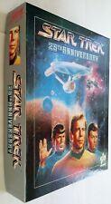 STAR TREK 25TH ANNIVERSARY & JUDGMENT RITES PC Computer Games FLOPPY DISCS