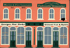 The Cat's Meow Fish/Meat Market