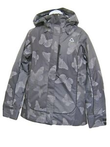New NIKE ACG Ladies Womens STORM-FIT THERMORE Ski Jacket Grey M