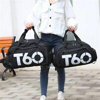 New Sport Gym Bag Men Women Outdoor Waterproof Duffle Fitness Shoulder Backpack