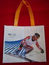 Orig.Tasche / Beutel   Winter Paralympics PYEONGCHANG 2018 // VISA  !!  RARITÄT
