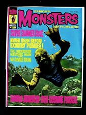 Famous Monsters of Filmland #120 Pub Master HARRY ROLAND Cover Proof #WA