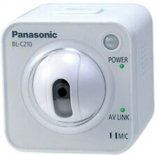 Panasonic BL-C210A Network Camera Remote Video Monitoring