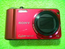 SONY CYBER-SHOT DSC-H70 16.1 MEGA PIXELS DIGITAL CAMERA RED