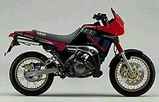YAMAHA TDR250 TDR 250 1990 1991 MODEL TANK AND PANELS FULL DECAL KIT