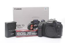 Canon EOS 7D Mark II 20.0MP Digital SLR Camera (Body Only) ***83,033 shots***