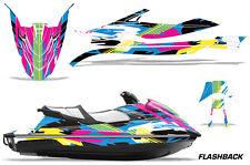 Jet Ski Gráficos Kit Pegatina Envolvente para Yamaha Waverunner Gp 1800