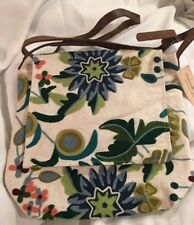 NWT Ralph Lauren Crossbody Floral Satchel Bag- Denim & Supply $165
