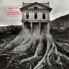 Bon Jovi - This House Is Not For Sale - CD - Brand New