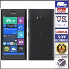 Nokia Lumia 735 - 8GB - Dark Gray (Unlocked) Smartphone - Grade A