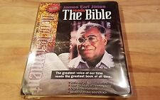James Earl Jones Reads the Bible (1999, 16-Cassettes, Unabridged) Excellent