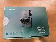 Canon IXUS 950 IS 8.0MP Digital Camera Silver + 8 GB Memory Card