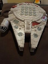 New ListingVintage Star Wars Millenium Falcon Sounds of the Force Tiger Electronics Works
