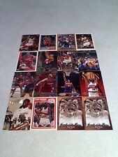 *****Danny Manning*****  Lot of 125+ cards.....71 DIFFERENT / Basketball