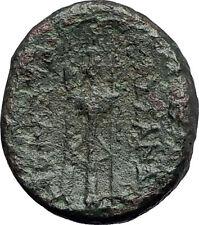 KASSANDER 319BC Macedonia Apollo Tripod Authentic Ancient Greek Coin i59722