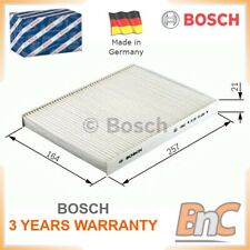 BOSCH INTERIOR AIR FILTER FOR FIAT OEM 1987432183 71771732