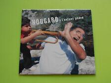 CD SINGLE - CLAUDE NOUGARO - L'ENFANT PHARE - 1997 - PROMOTIONNEL
