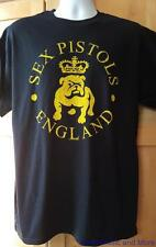 """Sex Pistols T-Shirt """"Bulldog"""" S, M, L, Xl, Xxl Official/Licensed New"""