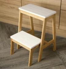 New Loft Range Folding Step Stool Turns inTo Stool Home Furniture Folding Step