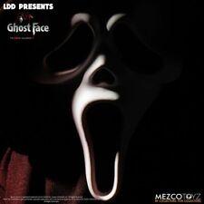 "Ghost Face Mezco Living Dead Dolls Icon of Halloween 2020 LDD 10"" Figure"