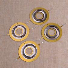 4x Horn Diaphragme pour JBL 075 076 077 2402 2402 H 2404 2404H-1 2405 2405 H 8 Ohm