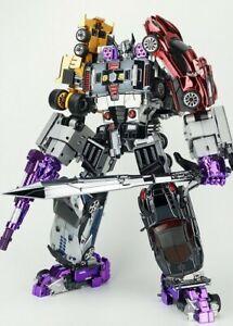 Transformmission TFM-01 Havoc Car Combiner Set Of 5 Transformers Metallic Versio