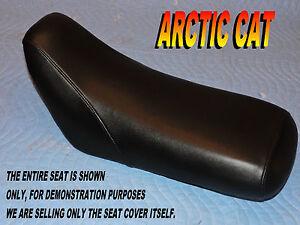 Arctic Cat 50 New seat cover 2004-05 ATV ATC  Black 945