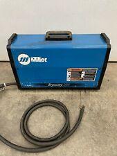 Miller Dynasty 200 907099 Tig Welder Sold As Is Not Working