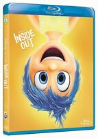 INSIDE OUT - BLU RAY  BLUE-RAY ANIMAZIONE