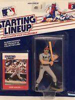 1988 Ozzie Guillen Starting Lineup figure Card Chicago White Sox toy MLB SLU SS