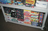 LOT OF 100 OLD UNOPENED BASEBALL CARDS IN PACKS