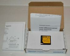 Baumer Photoelectric Laser Difference detection Sensor OBDM 12P69 Window Analays