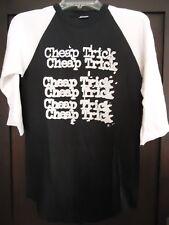 Original vintage 1981 Cheap Trick concert/tour shirt