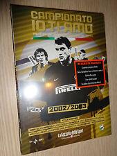 DVD N°25 CAMPIONATO IO TI AMO 2002/2003 CALCIO JUVENTUS CAMPIONE D´ITALIA